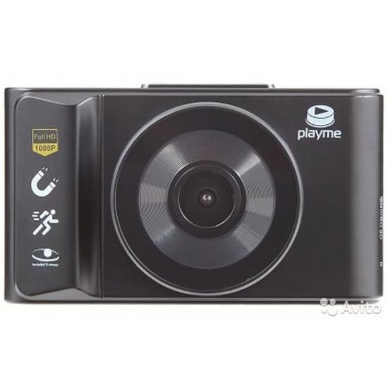 Видеорегистратор Playme TAU Full HD 30к/с