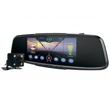 Видеорегистратор с антирадаром 3в1 PlayMe VEGA (2 камеры)