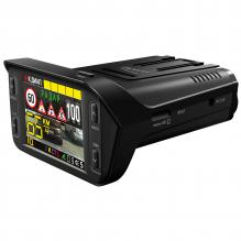 Видеорегистратор с радар-детектором INSPECTOR BARRACUDA Full HD GPS