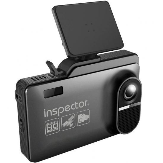 Видеорегистратор с радар-детектором Inspector SCAT S (3 в 1)