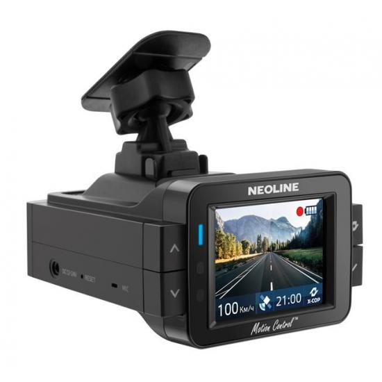 Видеорегистратор с радар-детектором Neoline X-COP 9100S (3 в 1)
