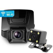 Видеорегистратор с двумя камерами StreetStorm CVR-N8520W