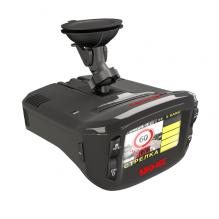 Видеорегистратор с антирадаром 3в1 SHO-ME COMBO №3 iCatch