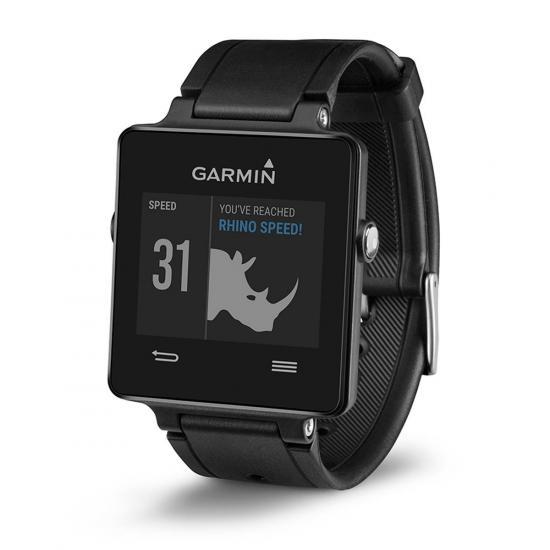 Garmin vivoactive Black HRM (010-01297-10)