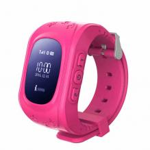 Детские GPS часы Wonlex Smart Baby Watch Q50 PINK
