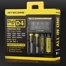 Зарядное устройство D4