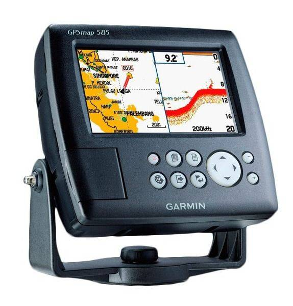 картплоттер garmin gps map