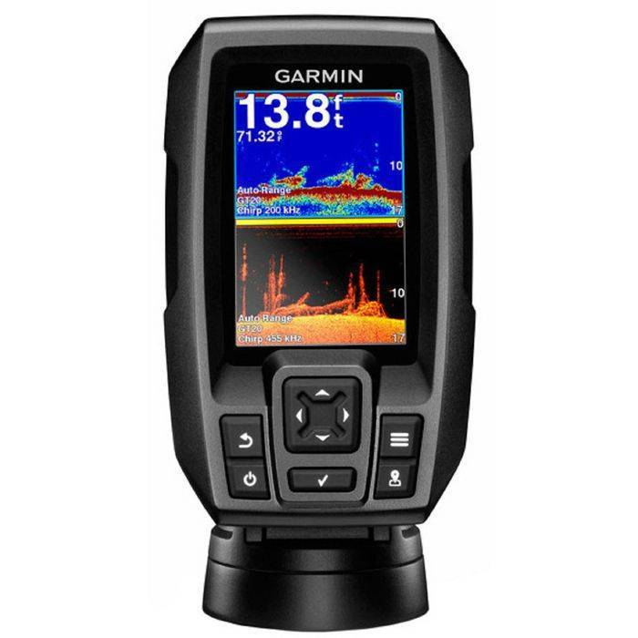 эхолот garmin striker 4dv3