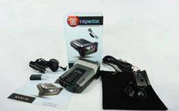 INSPECTOR MARLIN FULL HD GPS A7 5